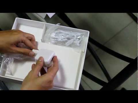 Đập hộp máy tính bảng FPT Tablet