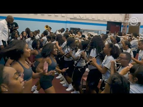 Texas Southern University's Ocean Of Soul Tradition
