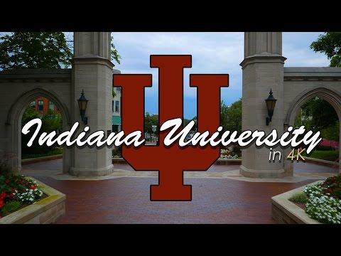 Indiana Universtiy Bloomington In 4K - IUB