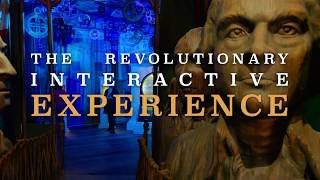 Hamilton: The Exhibition. Immerse Yourself.