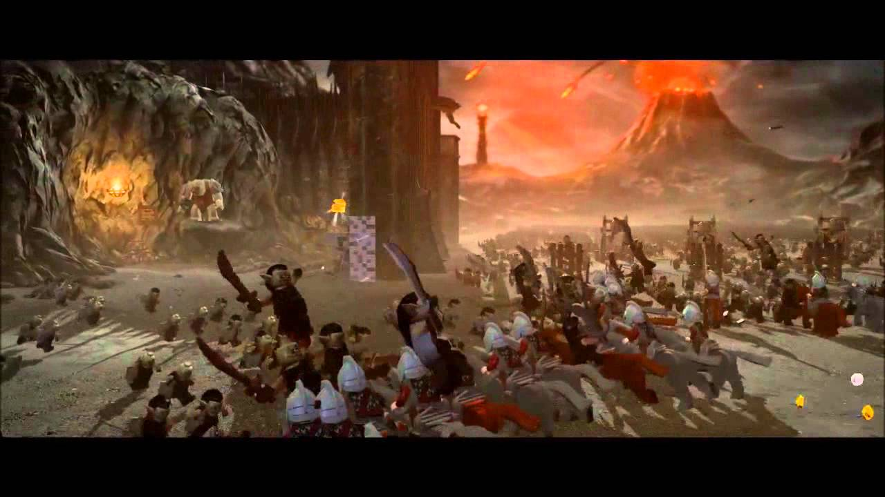 Lord Of The Rings Angmar Campaign