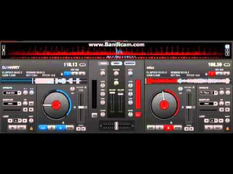 DJ HARRY (JUNGLE REMIX 77'')