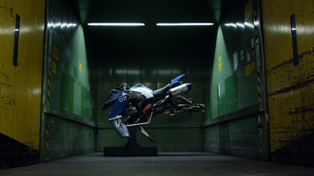bmw hover bike   the story of bmw-lego flying motorcycle design