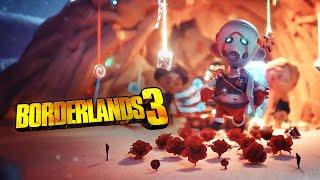 Borderlands 3 - Official Cinematic Give the Gift of Mayhem Trailer