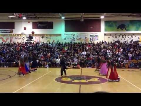 Florin High School Indian Bollywood