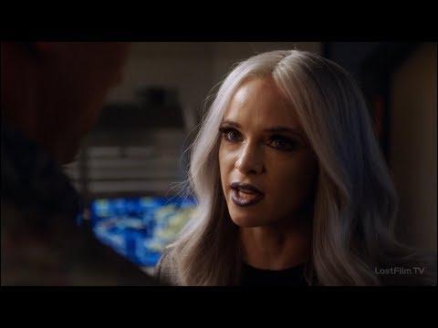 Киллер Фрост убеждает Ральфа что её цель быть защитником Кейтлин | Флэш (6 сезон 1 серия)