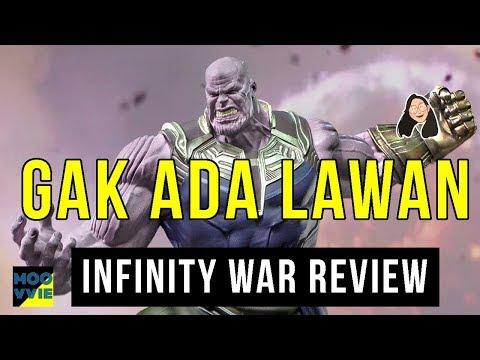 Avengers Infinity War Indonesia (Spoilers Free)