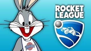 TOONZ TAKIM! (H2O Delirious & Ohm vs Bryce & Cartoonz) | roket Ligi