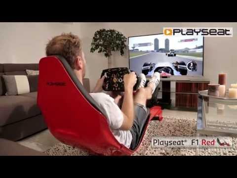 PlayseatStore - F1 2015 Hands-on