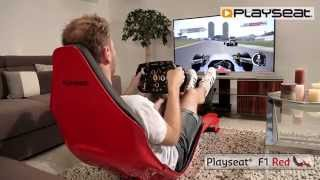 PlayseatStore - F1 2015 hands-on