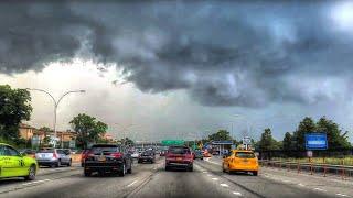 06/19/2017: Severe Thunderstorm Warning - New York City, NY.