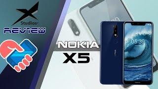 Đánh giá chi tiết Nokia X5 - Vô đối trong tầm giá