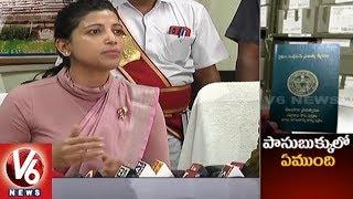 Warangal Collector Amrapali Speaks On New Pattadar Passbooks and Rythu Bandhu | V6 News
