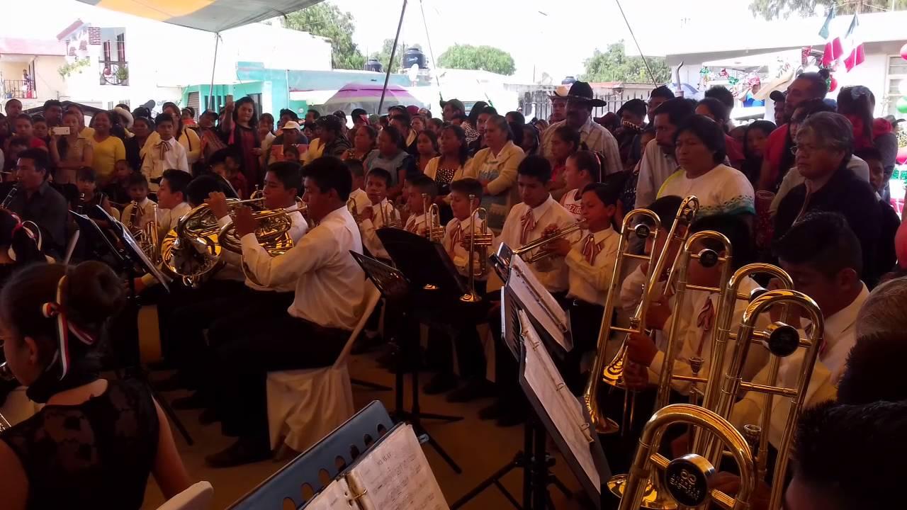 Trompetista Genial Banda De San Antonio Portezuelo Youtube