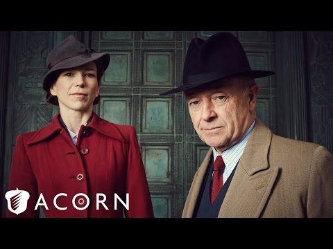 AcornTV   Foyle's War    BRAND NEW Episodes   US Premiere February 2nd