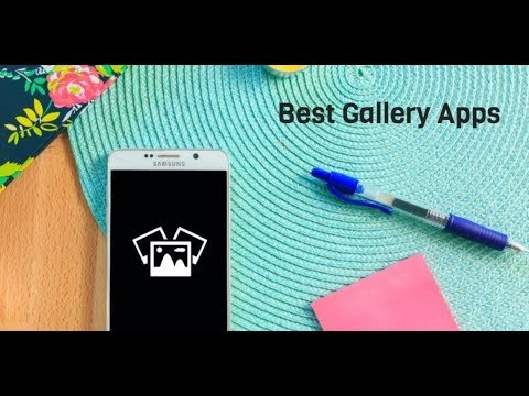 Top 10 Best Gallery Apps For Android 2018 || Nayyar Karajagi