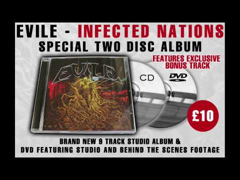 Evile 'Infected Nation'