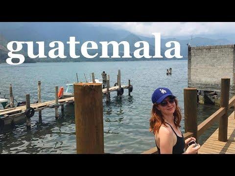 Our Trip to Antigua, Guatemala (Lake Atitlán, Pacaya Volcano, & More!)