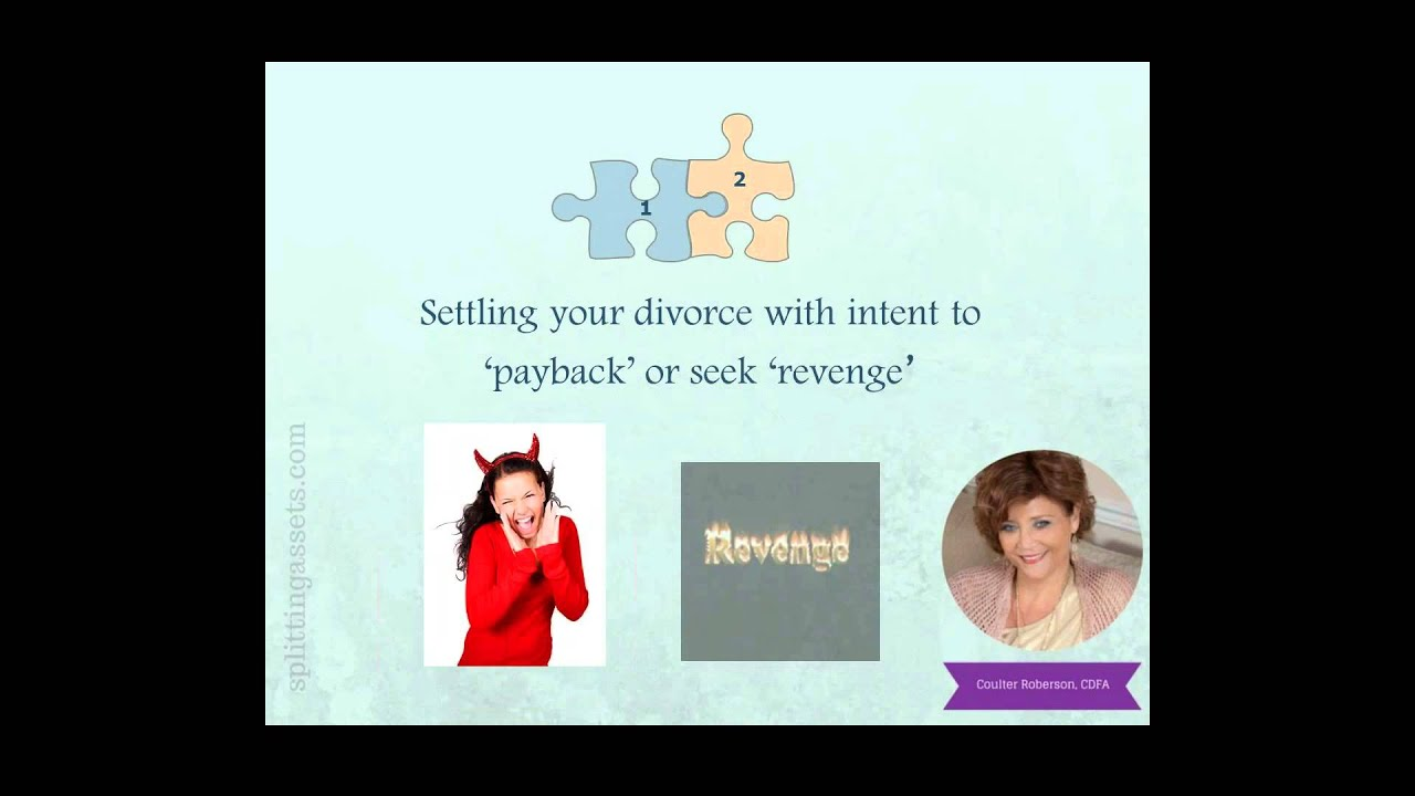 7 Deadly Mistakes You Can Make Trying To Negotiate Your Divorce