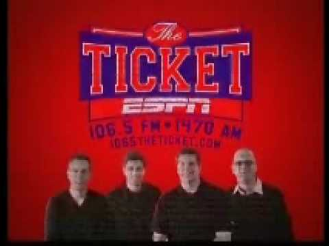 The Ticket TV Commercial