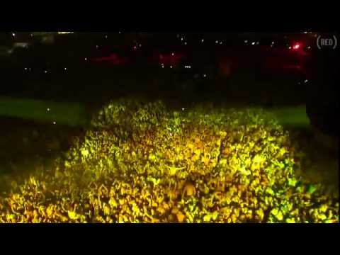 Tiësto - Adagio For Strings [Stereosonic Festival 2012 - DANCE (RED) SAVE LIVES]