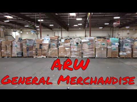 ARW Customer Return General Merchandise Loads (Part II)