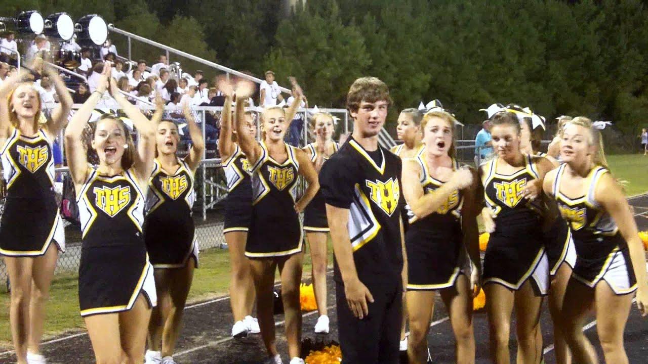 Topsail High Cheerleaders Mov