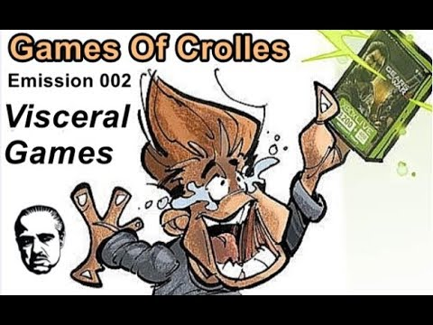 Games Of Crolles - Hommage à Visceral Games - Emission 002 - Radio Gresivaudan