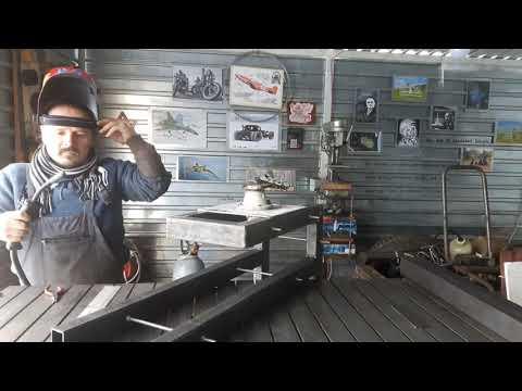 Homemade metal cutting saw ( HAMMER GARAGE / KAMENICA)