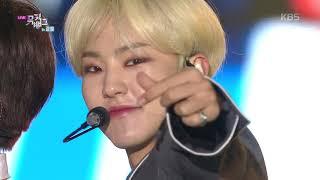 Snap Shoot - 세븐틴(SEVENTEEN) [뮤직뱅크 Music Bank] 20191004