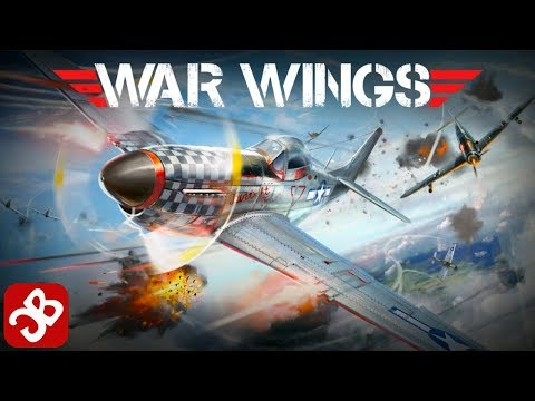 War Wings - iOS/Android - Gameplay Video By Miniclip