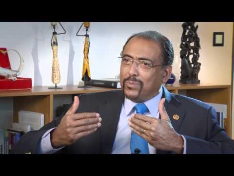 World AIDS Day 2011 - UNAIDS Executive Director Michel Sidibé