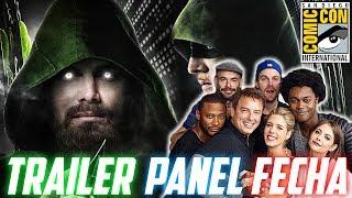 Arrow Temporada 6 Trailer Fecha, Descripción Primeros Episodios y Panel Comic-Con!