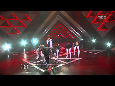 U-KISS - DORADORA, 유키스 - 돌아돌아, Music Core 20120428