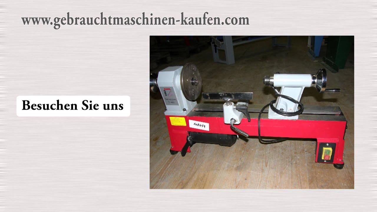 gebrauchte Drechselbank, Kopierdrechselbank, Drechselbänke von Hager ...