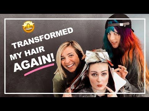 I CHANGED MY HAIR... AGAIN! (w/ Gabbie Hanna)