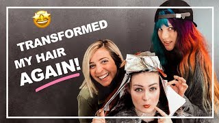I CHANGED MY HAIR... AGAIN! (w/ Gabbie Hanna)