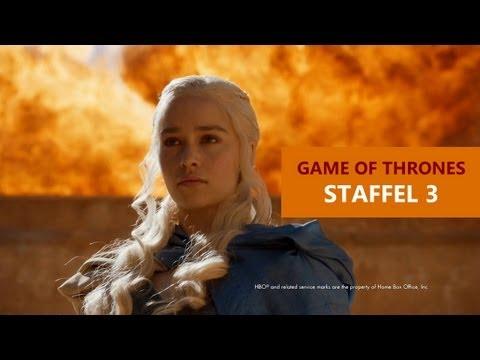 Game Of Thrones - Staffel 3 [HD]