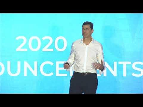 Justin Fisher | Disrupting Bitcoin? | TNABC 2020