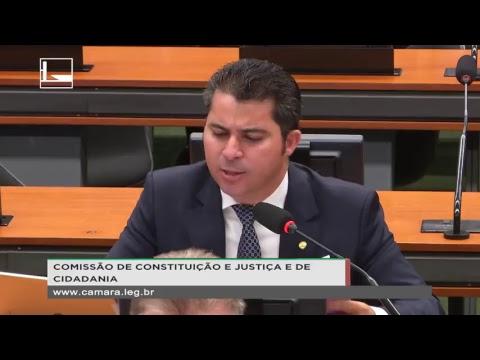 CONSTITUIÇÃO E JUSTIÇA E DE CIDADANIA - Reunião Deliberativa - 07/08/2018 - 16:05