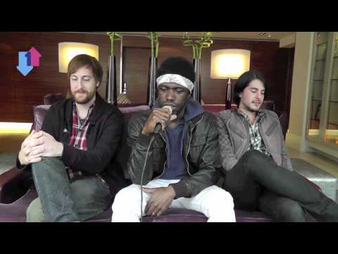Gym Class Heroes Interview 11-10-11 | Official Charts