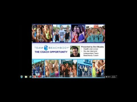 Team Beachbody - The Coach Opportunity