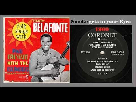 Harry Belafonte - Smoke Gets In Your Eyes 'Vinyl'
