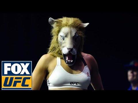Amanda Nunes vs. Ronda Rousey   Weigh-In   UFC ON FOX