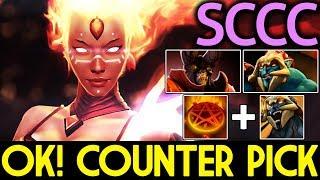 SCCC Dota 2 [Lina] Ok! Counter Pick for Me