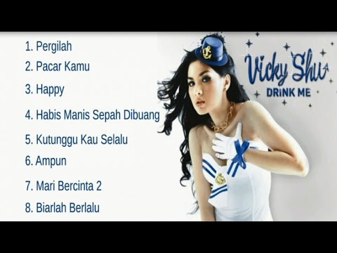 Vicky Shu - Drink Me (Full Album)
