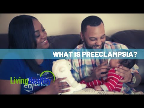 Preeclampsia In Pregnancy | Living Healthy Chicago