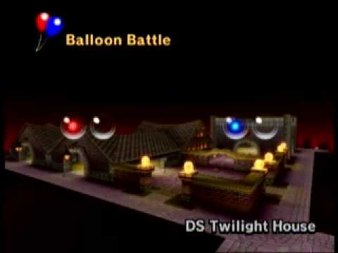 Mario Kart Wii Music Ds Twilight House Youtube