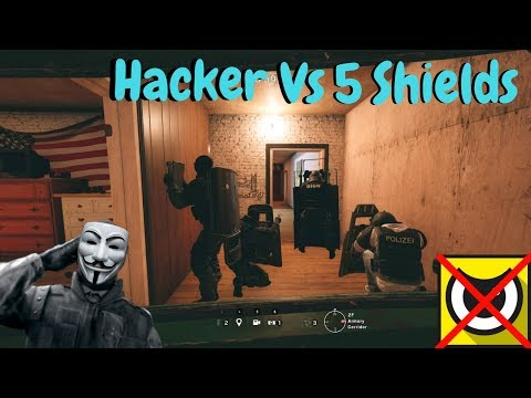 How to Deal with Hackers! - Rainbow Six Siege