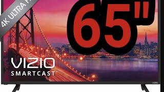 VIZIO 65 INCH 4K UHD E-SERIES TV model E65u-D3